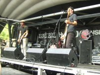 The Briggs, Warped Tour 2008