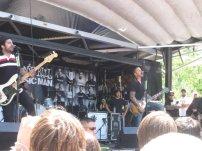 Bayside, Warped Tour 2009