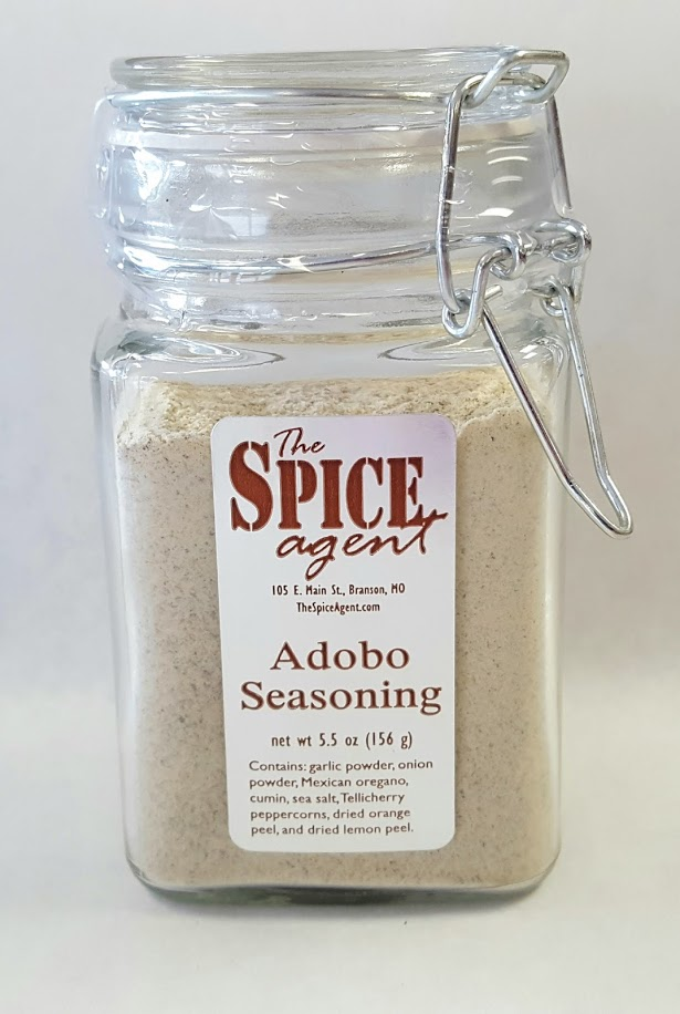 Adobo Seasoning The Spice Agent