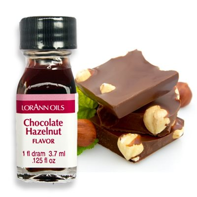 Chocolate Hazelnut Flavor