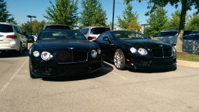 Bentley Continentals - Bentley of Nashville