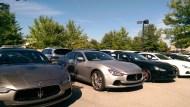 Several Maserati Ghiblis - Maserati of Nashville