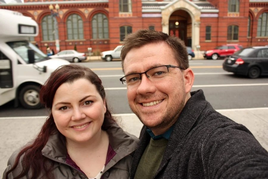 DC travel itinerary: our trip to DC to visit friends + all of the details of places we visited! | via The Spirited Violet