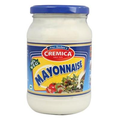 Review: Cremica Mayonnaise (Egg)