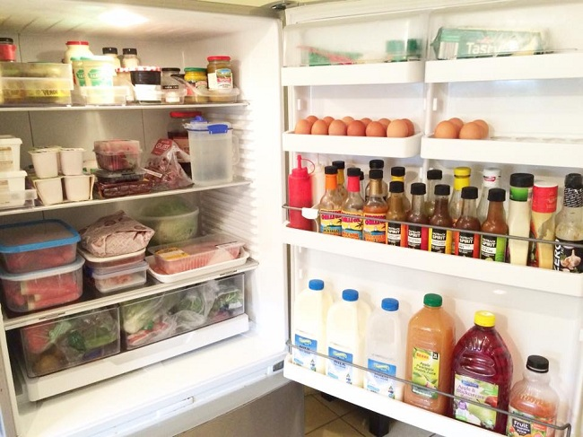 How to Organize a Fridge in a Better Way