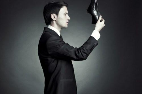 25 Men's Shoe Rules