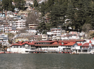 Places To Visit In And Around Nainital