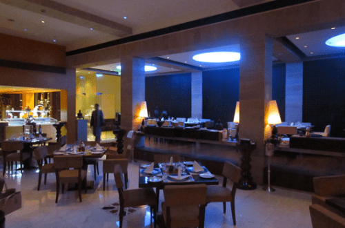 restaurants with best views in India