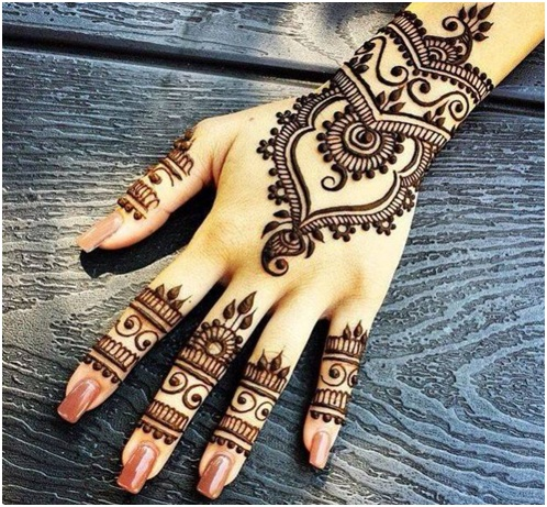 Mehndi Designs to Flaunt on KarwaChauth
