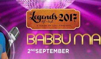 Babbu Maan- live in Concert in Delhi