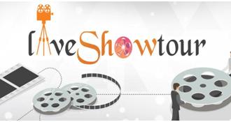 Live Show Tour by Mumbai Film city Tours at Alfa Vista Tower, Mumbai