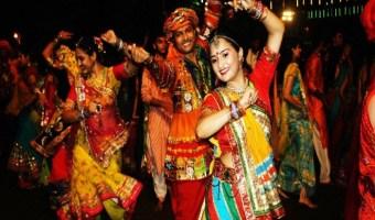 Dandiya Masti 2017 at Gujarati Vikas Mandal & Sahakar in Delhi