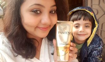 Pantene Pro -V Oil Replacement – Review and How To Use