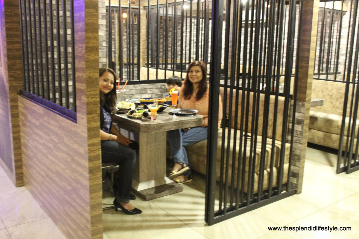 Barracks Restaurant and Lounge - Jail Themed Restaurant in Kanpur