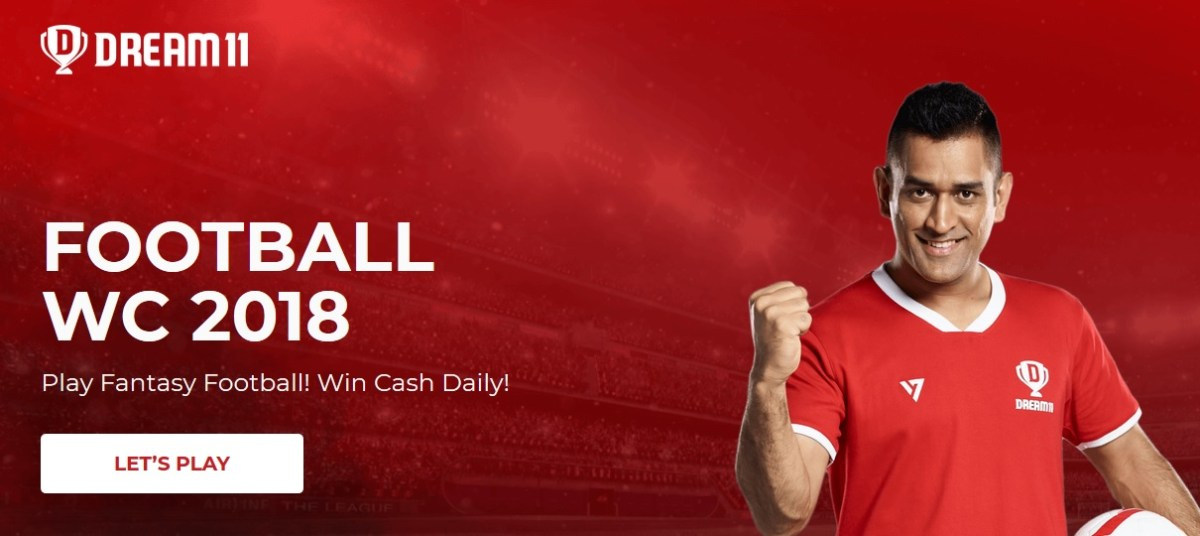 Fantasy Football Games on Dream11