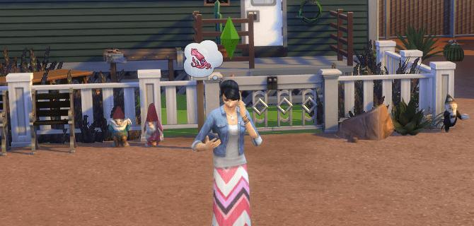 Sims blog