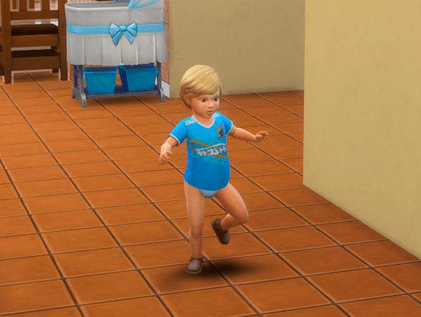 Toddler Sim
