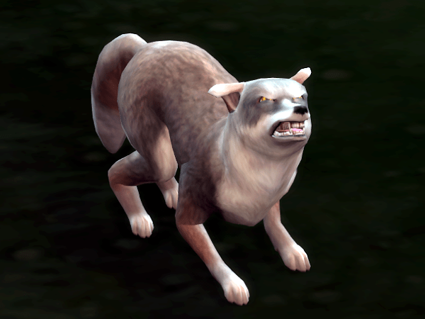 Sims 4 Country Living fox does not like singing