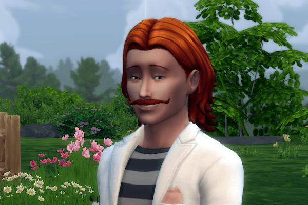 Sims 4 Cottage Living NPC