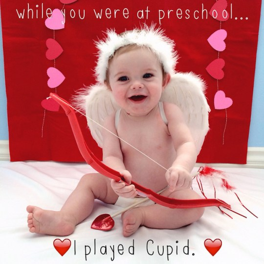 I played Cupid
