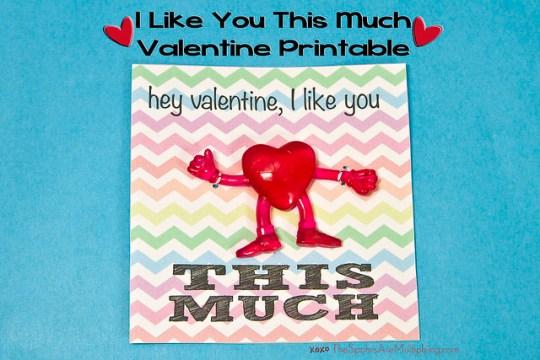 no-candy valentine printable