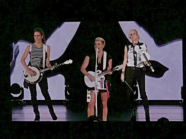 Dixie Chicks at Hollywood Bowl