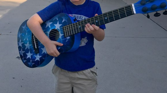 Junior Guitarist