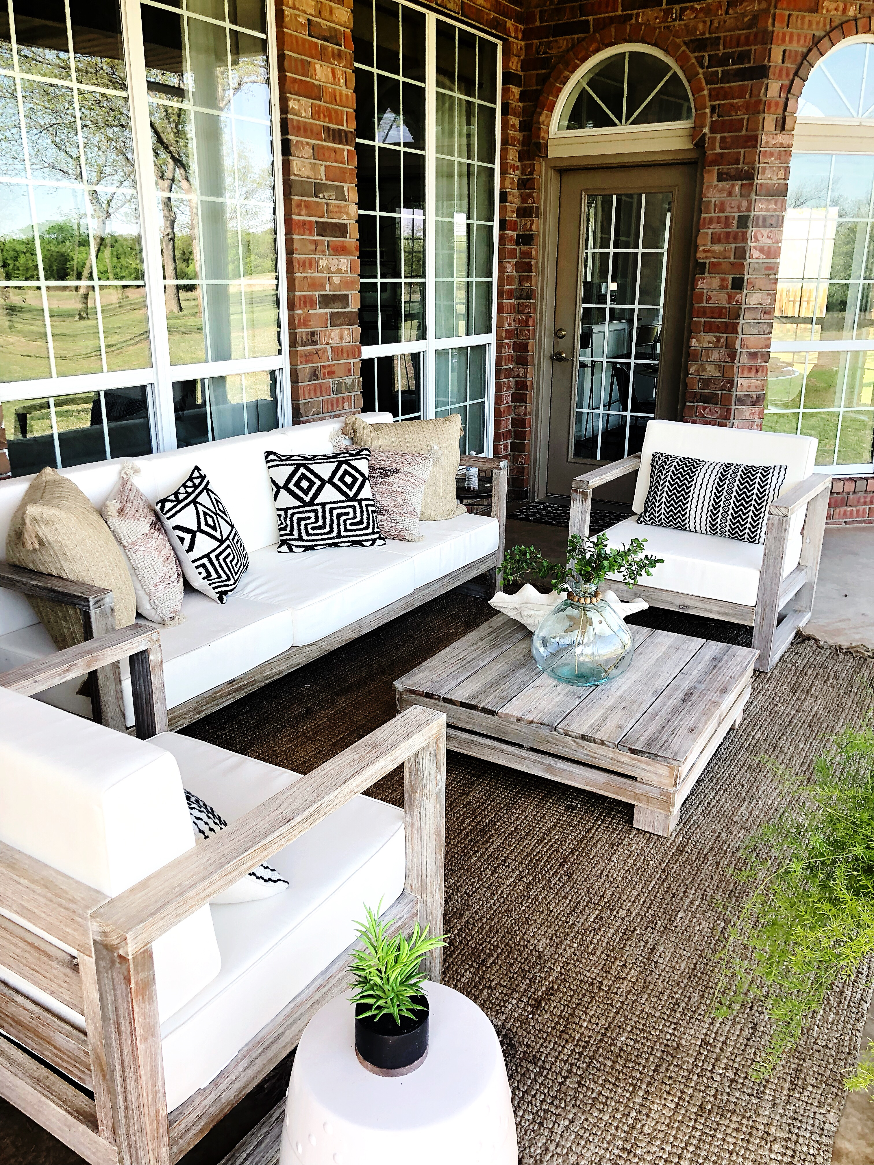 getting outdoor ready with world market