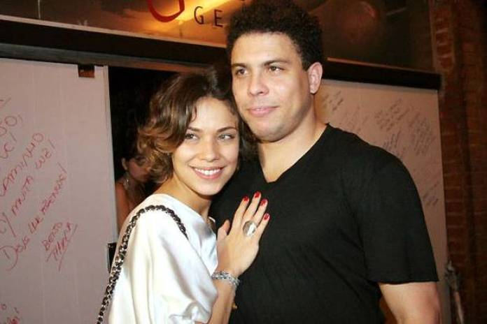 Image result for Ronaldo and Maria Beatriz Anthony