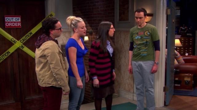 Big Bang Theory 615