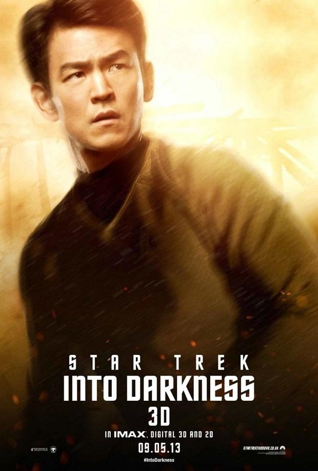 Star Trek Into Darkness Sulu