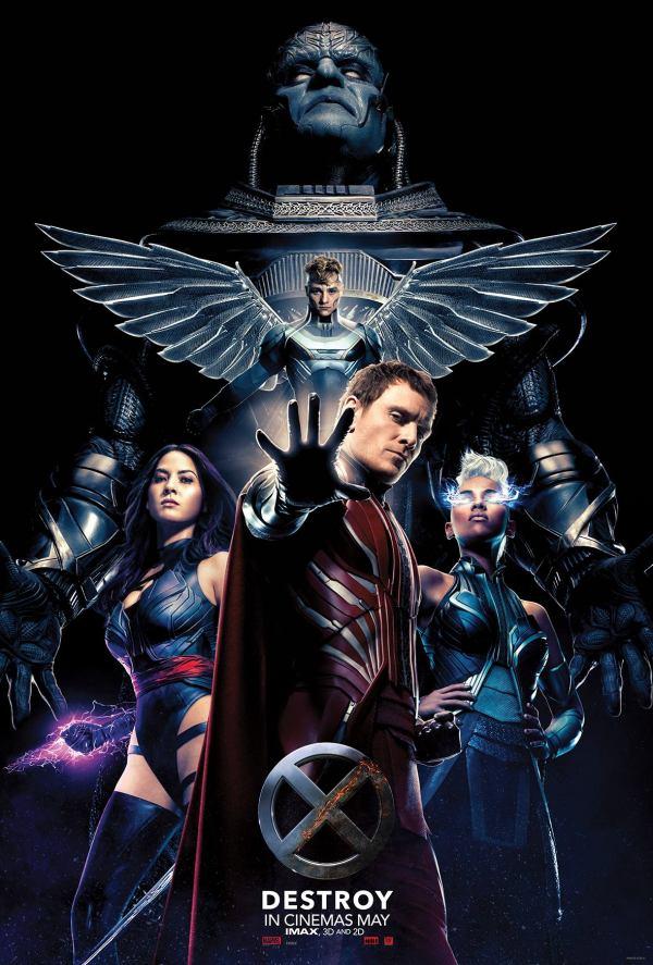 X-Men Apocalypse Horsemen