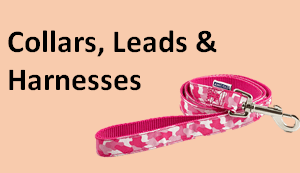 Collars, Leads & Harnsesses