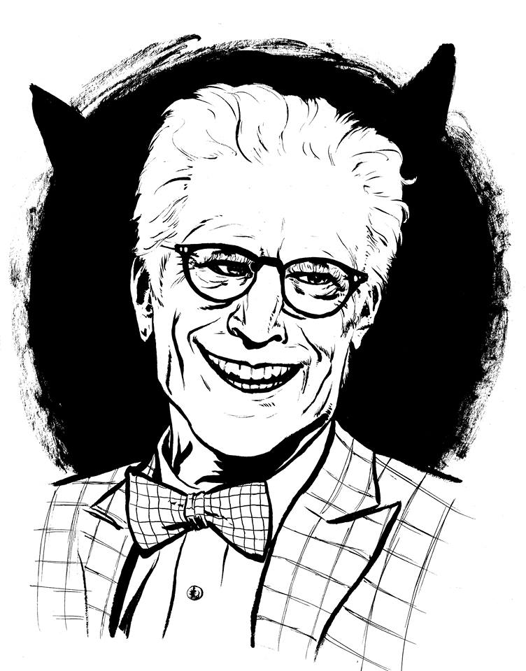 Michael (Ted Danson), The Good Place
