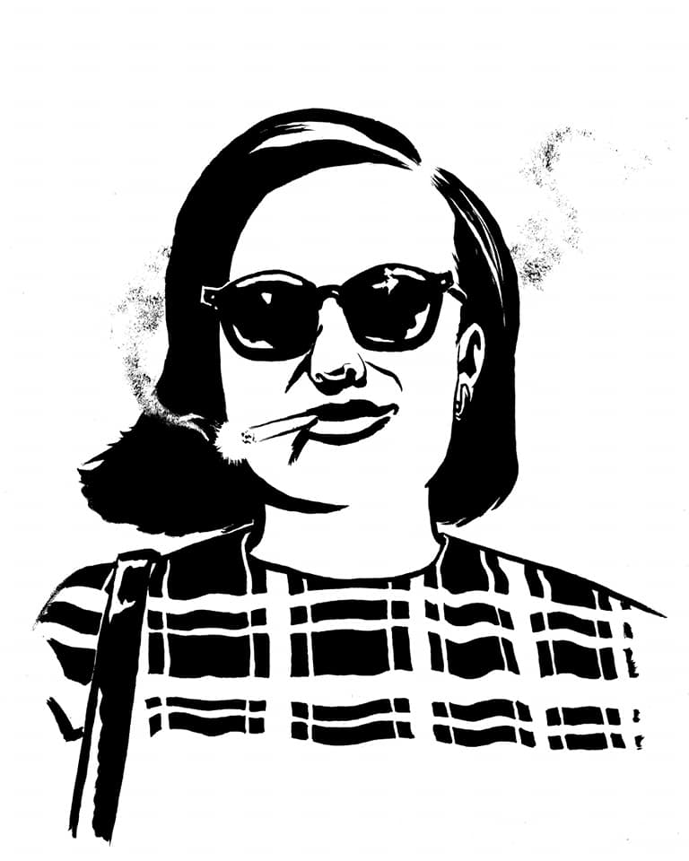 Peggy Olsen (Elisabeth Moss), Mad Men