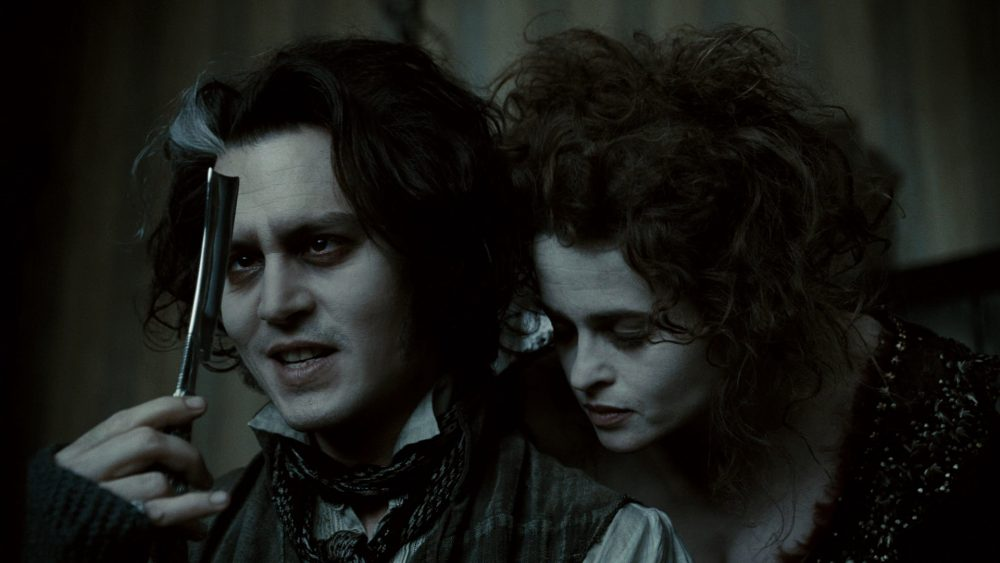 "With ""Sweeney Todd"", Tim Burton Ditched Whimsy for Pure, Masterful Macabre"