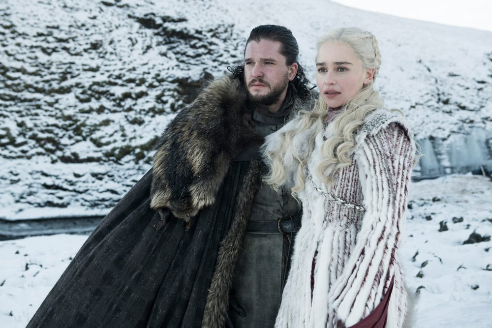 "Game of Thrones Recap: ""Winterfell"" Moves Chess Pieces Around For Season 8"