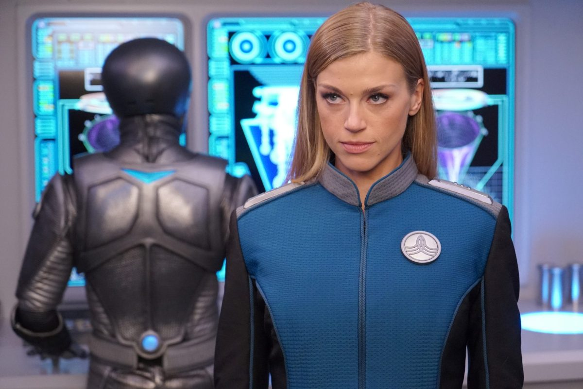 "The Orville Recap: ""Tomorrow and Tomorrow and Tomorrow"" Gives Ed and Kelly a Second Chance"