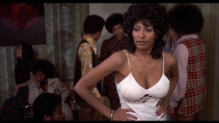 Pam Grier Coffy Blaxploitation