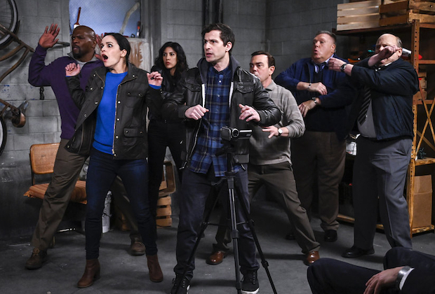 Brooklyn Nine-Nine Season 6 Finale Sicko Suicide Squad