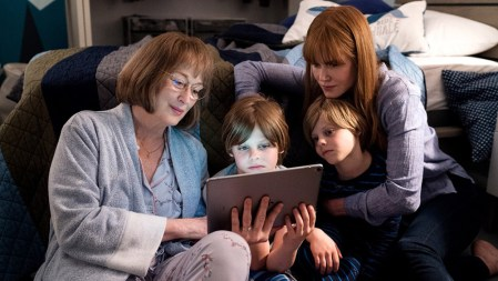 Meryl Streep and Nicole Kidman in Big Little Lies