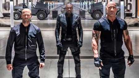 Box Office Report Hobbs & Shaw