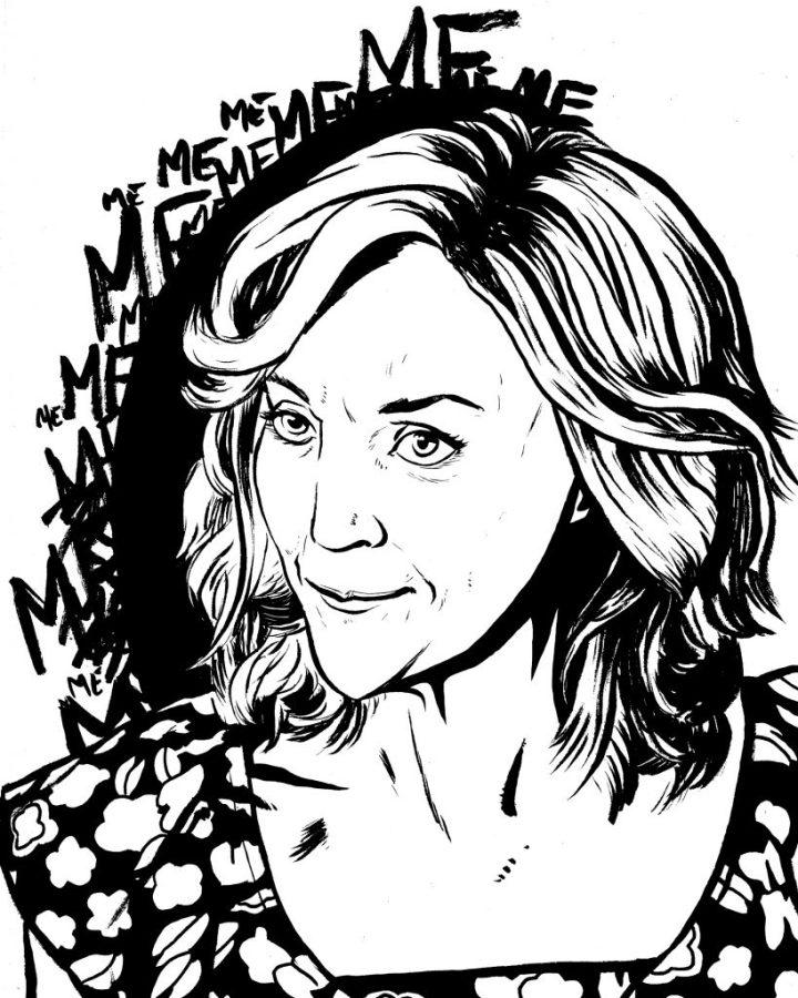 Hall of Faces - Jenna Maroney (Jane Krakowski), 30 Rock