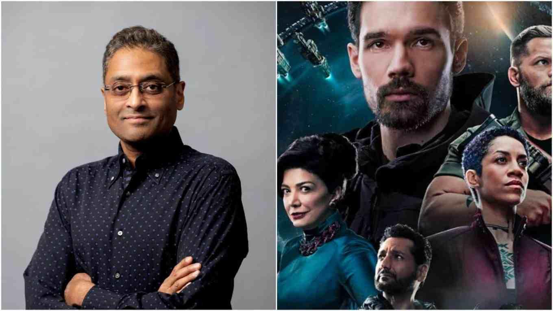 Naren Shankar The Expanse Season 4