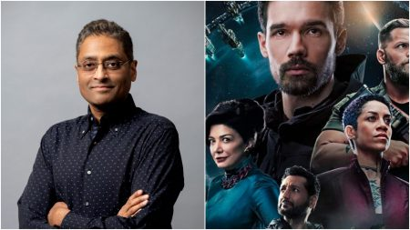 Naren Shankar The Expanse Season 4