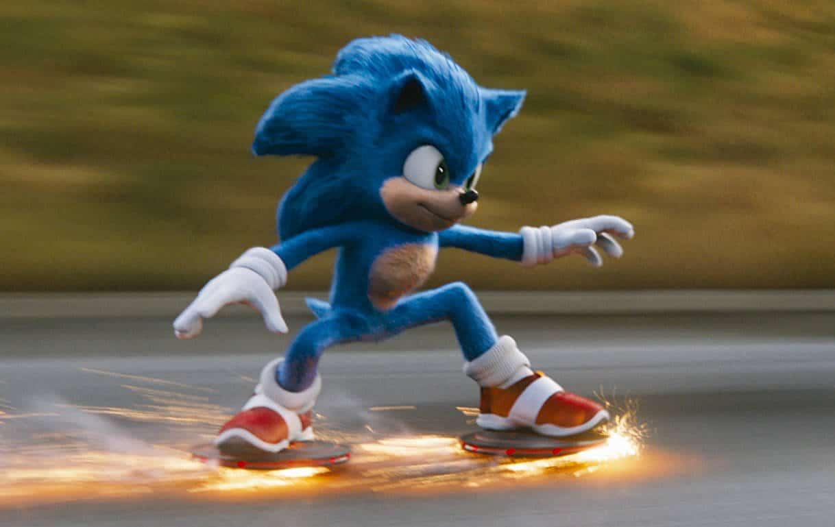 Sonic the Hedgehog Box Office