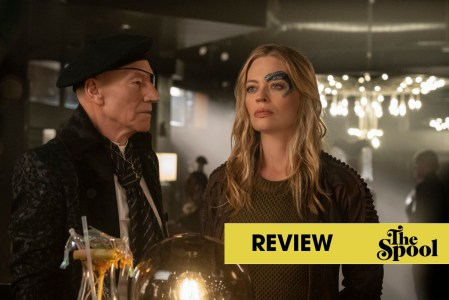 Star Trek Picard Episode 5 Stardust City Rag