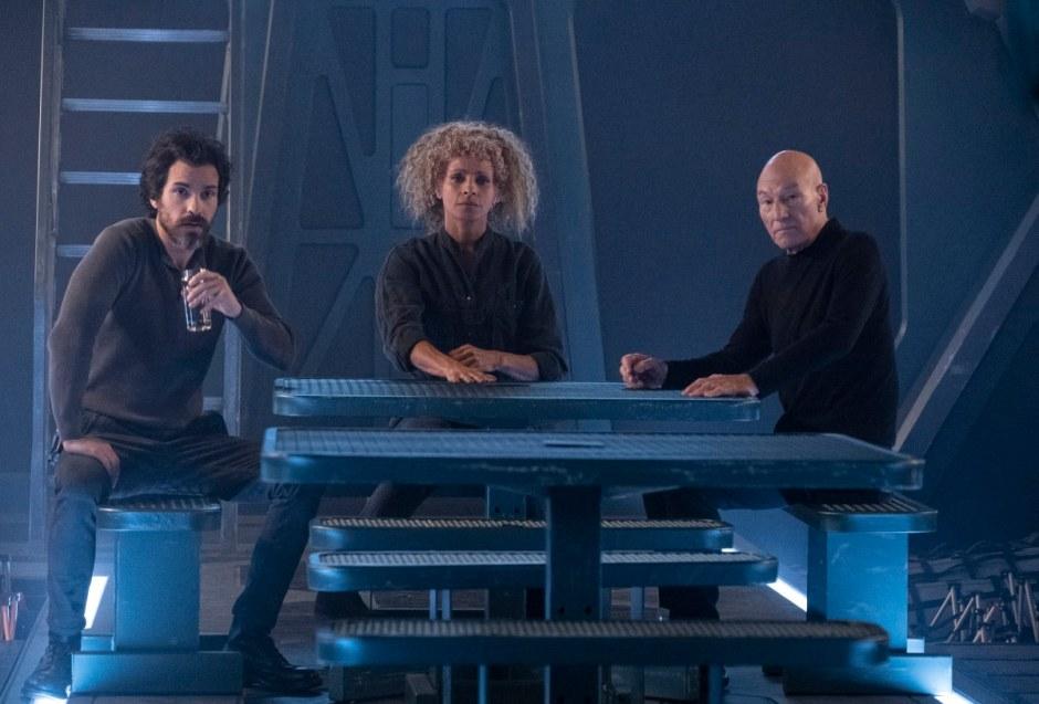 Star Trek Picard Broken Pieces