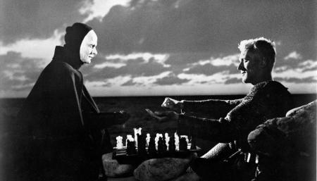 Max von Sydow Ingmar Bergman