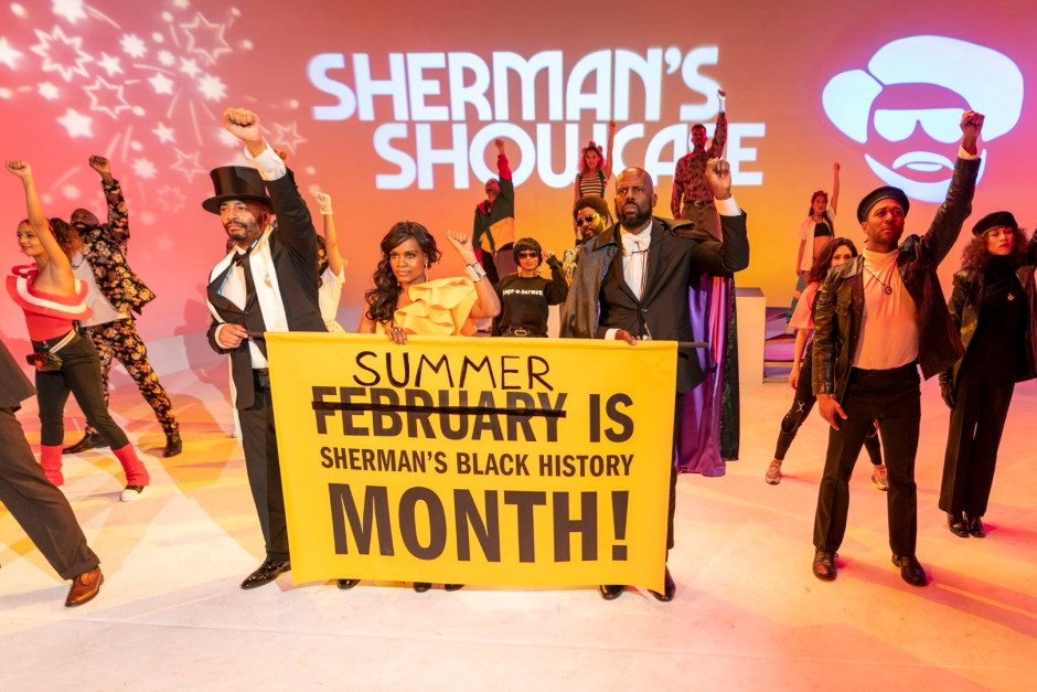 Sherman's Showcase Spectacular